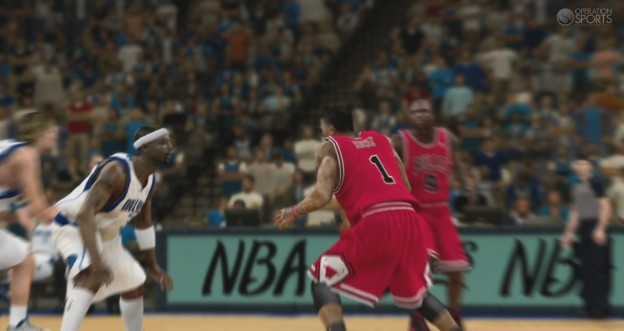 NBA 2K12 Screenshot #166 for Xbox 360