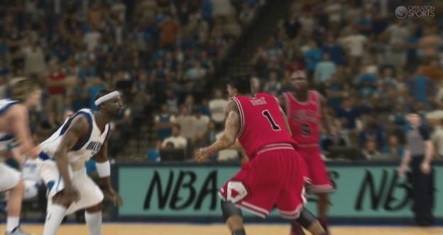 NBA 2K12 Screenshot #166 for Xbox 360
