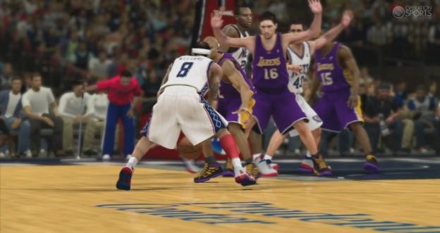 NBA 2K12 Screenshot #169 for Xbox 360
