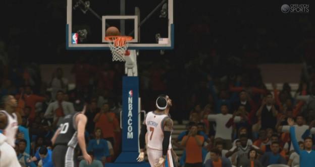 NBA 2K12 Screenshot #170 for Xbox 360