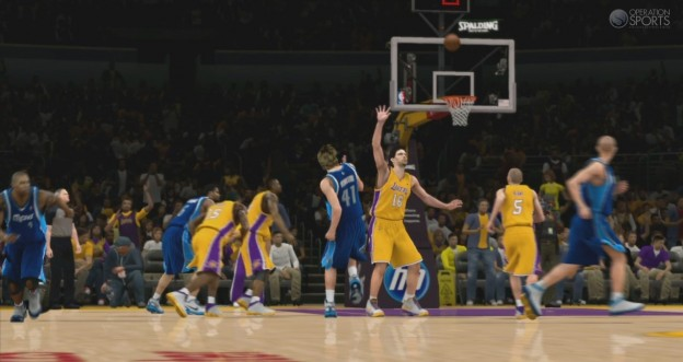 NBA 2K12 Screenshot #174 for Xbox 360