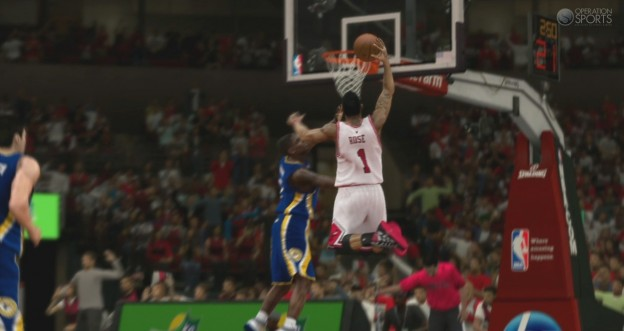 NBA 2K12 Screenshot #184 for Xbox 360