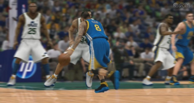 NBA 2K12 Screenshot #186 for Xbox 360