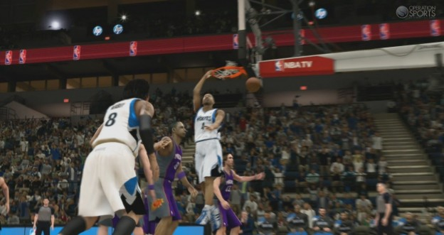 NBA 2K12 Screenshot #187 for Xbox 360
