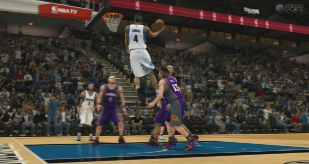 NBA 2K12 Screenshot #191 for Xbox 360