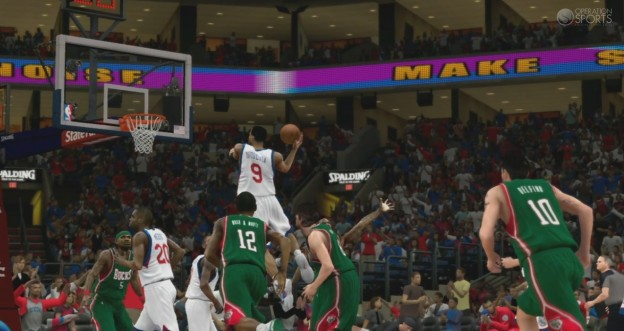 NBA 2K12 Screenshot #193 for Xbox 360