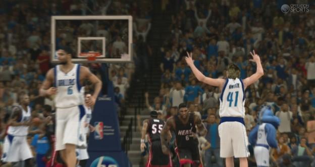 NBA 2K12 Screenshot #195 for Xbox 360