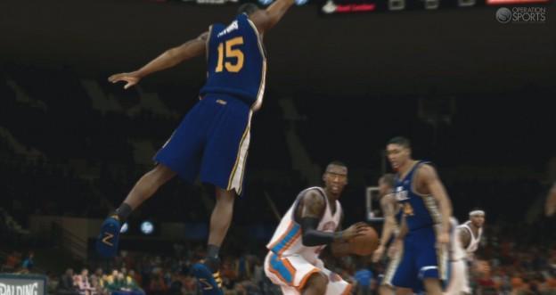 NBA 2K12 Screenshot #201 for Xbox 360