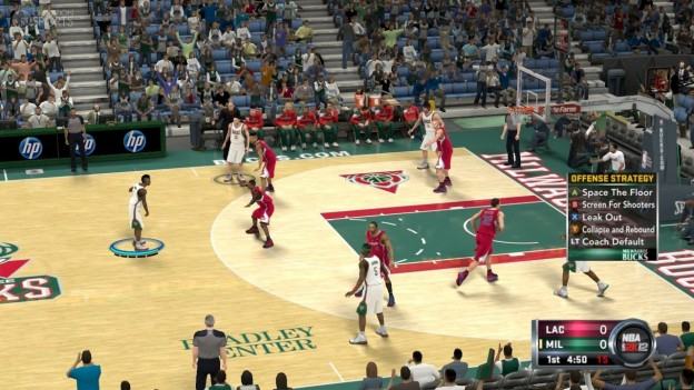 NBA 2K12 Screenshot #204 for PS3