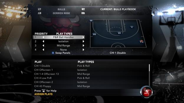 NBA 2K12 Screenshot #205 for PS3