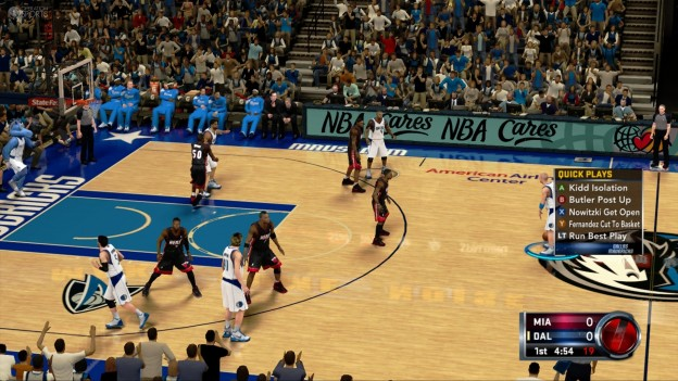 NBA 2K12 Screenshot #207 for PS3