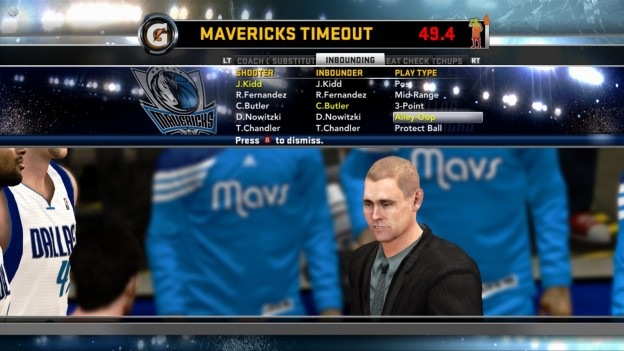 NBA 2K12 Screenshot #209 for PS3
