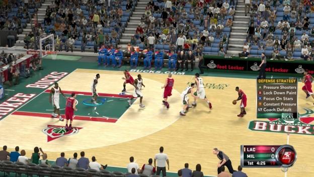 NBA 2K12 Screenshot #205 for Xbox 360
