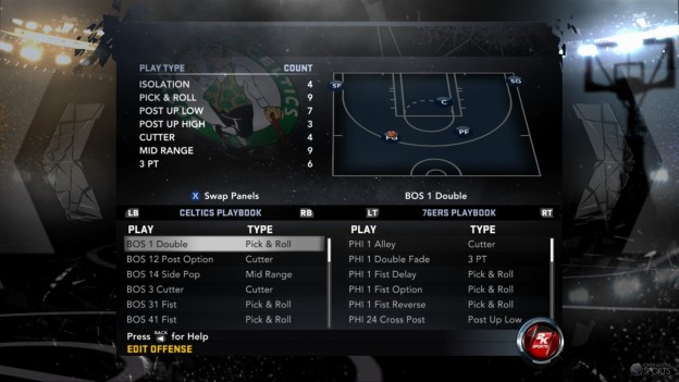 NBA 2K12 Screenshot #208 for Xbox 360