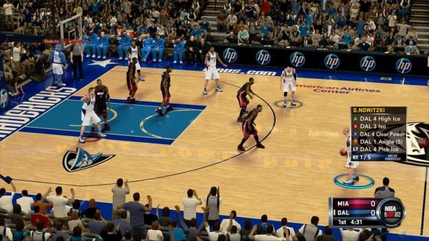 NBA 2K12 Screenshot #210 for Xbox 360