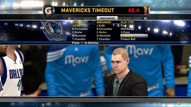NBA 2K12 Screenshot #211 for Xbox 360