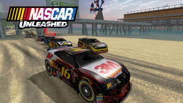 NASCAR Unleashed Screenshot #1 for Xbox 360