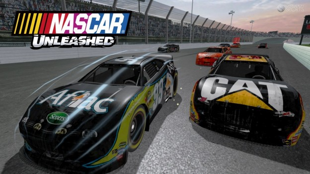 NASCAR Unleashed Screenshot #4 for Xbox 360
