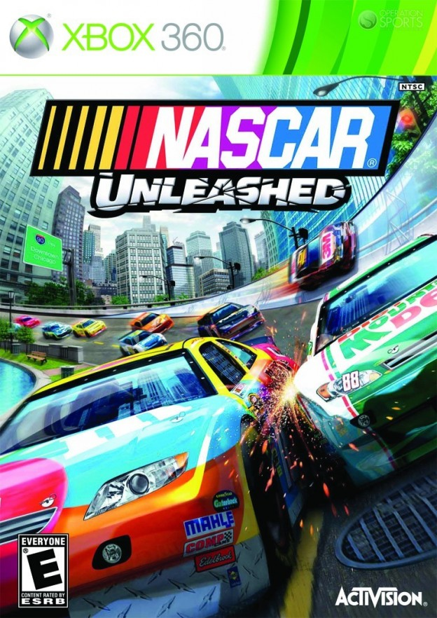 NASCAR Unleashed Screenshot #7 for Xbox 360