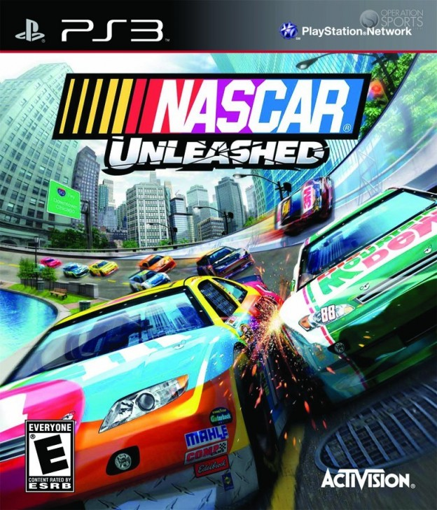 NASCAR Unleashed Screenshot #1 for PS3