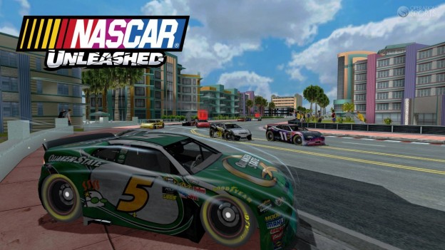 NASCAR Unleashed Screenshot #3 for PS3