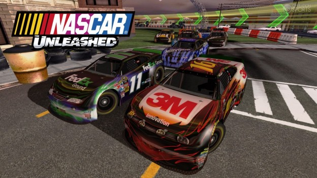 NASCAR Unleashed Screenshot #4 for PS3