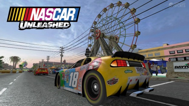 NASCAR Unleashed Screenshot #6 for PS3