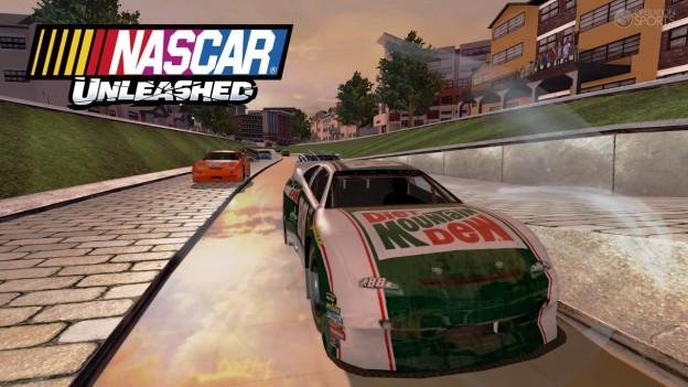 NASCAR Unleashed Screenshot #7 for PS3