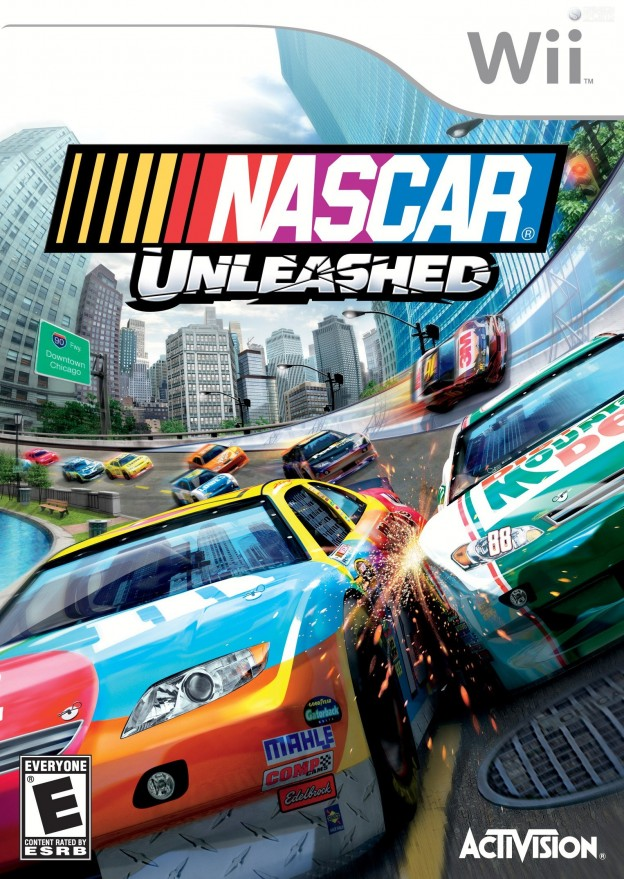 NASCAR Unleashed Screenshot #1 for Wii