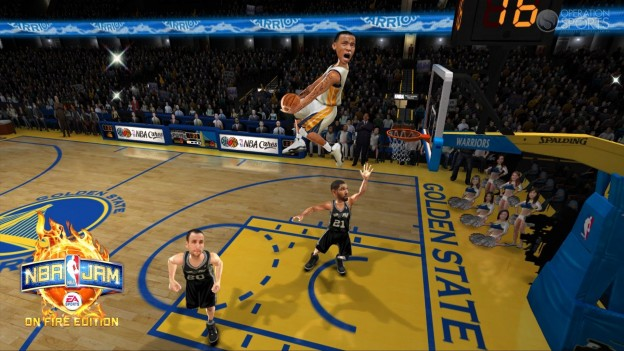 NBA JAM: On Fire Edition Screenshot #53 for Xbox 360