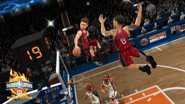 NBA JAM: On Fire Edition Screenshot #55 for Xbox 360