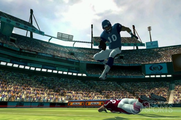 Backbreaker Vengeance Screenshot #7 for Xbox 360