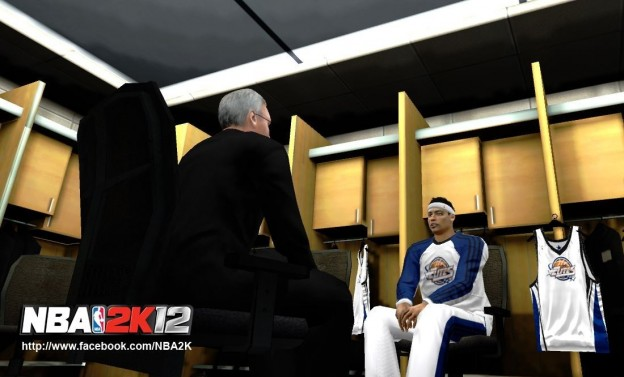 NBA 2K12 Screenshot #215 for Xbox 360