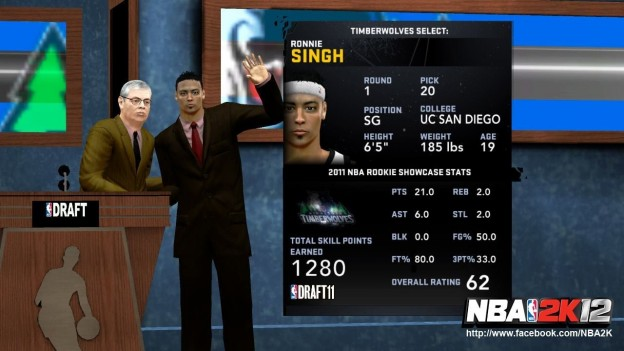 NBA 2K12 Screenshot #216 for Xbox 360