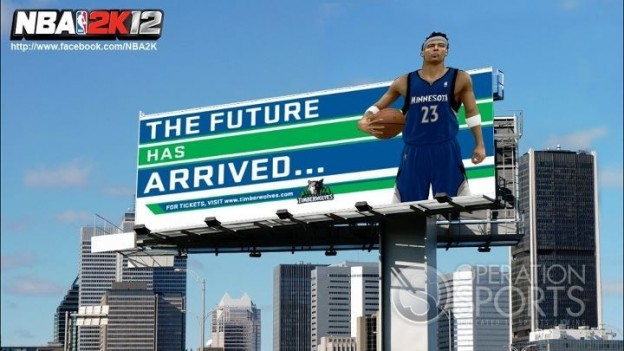 NBA 2K12 Screenshot #218 for Xbox 360