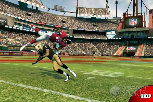 NFL Rivals Screenshot #1 for iPhone
