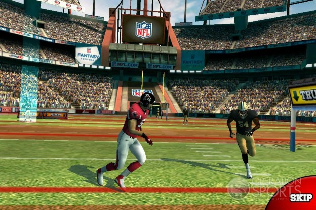 NFL Rivals Screenshot #2 for iPhone