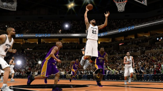 NBA 2K12 Screenshot #222 for Xbox 360