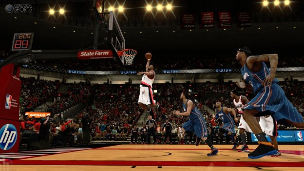 NBA 2K12 Screenshot #223 for Xbox 360