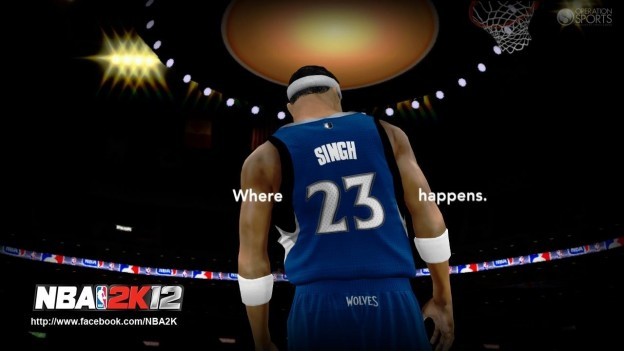 NBA 2K12 Screenshot #225 for Xbox 360