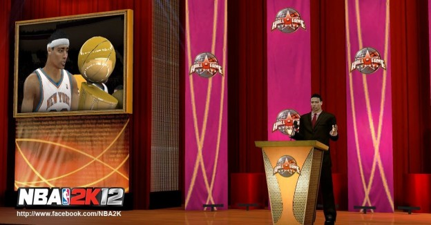 NBA 2K12 Screenshot #221 for PS3