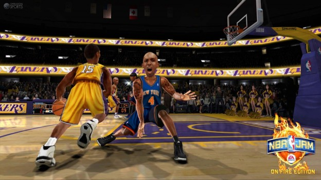 NBA JAM: On Fire Edition Screenshot #57 for Xbox 360