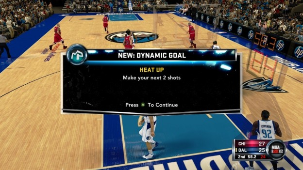 NBA 2K12 Screenshot #231 for Xbox 360