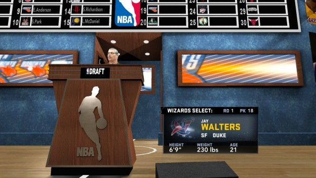 NBA 2K12 Screenshot #232 for Xbox 360