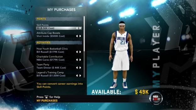 NBA 2K12 Screenshot #233 for Xbox 360