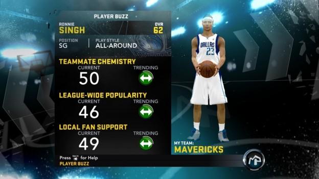 NBA 2K12 Screenshot #237 for Xbox 360