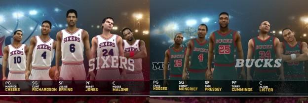 NBA 2K12 Screenshot #226 for PS3