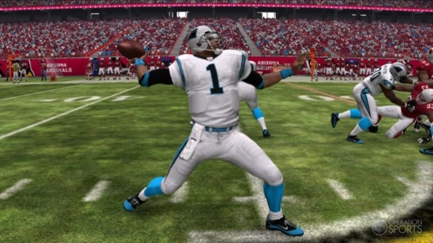 Madden NFL 12 Screenshot #369 for Xbox 360
