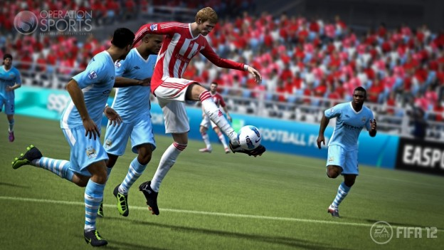 FIFA Soccer 12 Screenshot #68 for Xbox 360