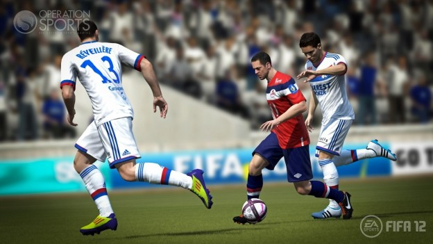 FIFA Soccer 12 Screenshot #69 for Xbox 360